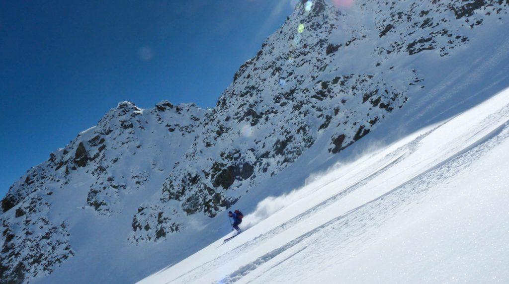 albula alps ski tour, eastern switzerland