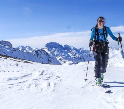Albula Alps Ski Tour