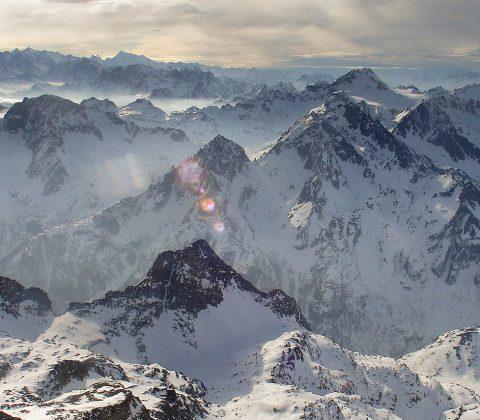 Lepontine Alps Ski Tour