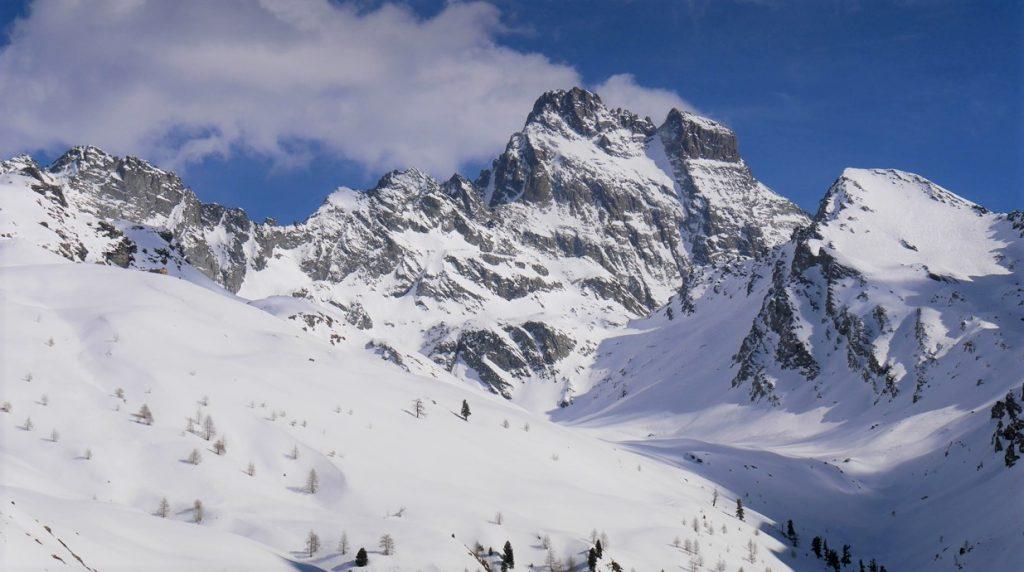 monte viso ski tour - alpine guides