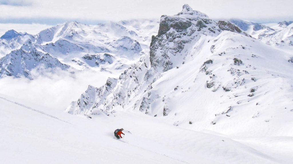 queyras multiday ski tour