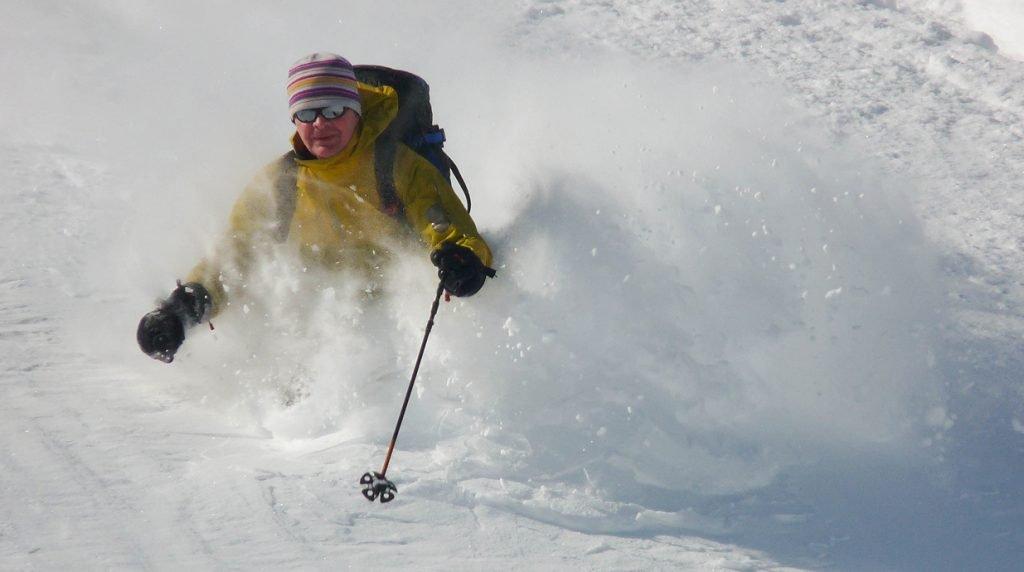 haute ubaye ski touring holiday