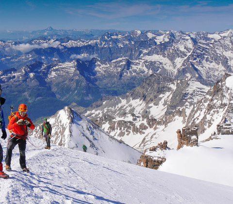 4000m Peaks Climbing Course