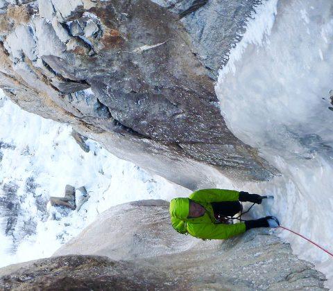 Bespoke Alpine Ice Trips