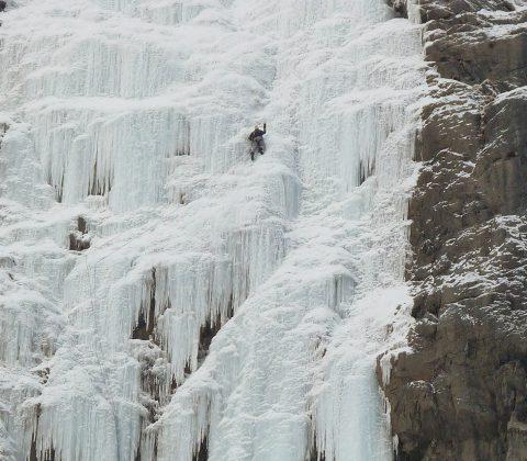 Cogne Ice Climbing