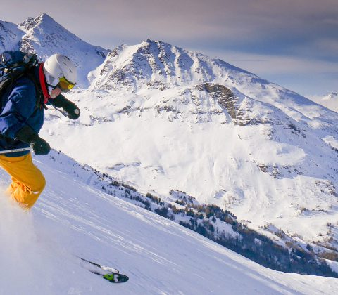Haute Maurienne Backcountry Skiing