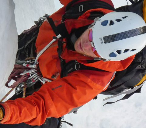 Hire an Alpine Ice Guide