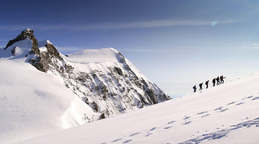 Italian 4000m Peaks Miountaineering Holiday