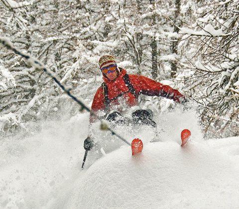La Grave Backcountry Skiing