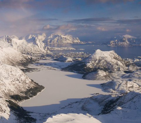 Lofoten Islands Ski Touring