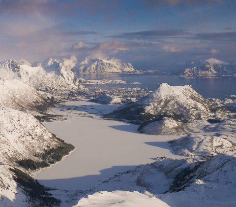 Lofoten Islands Ski Touring