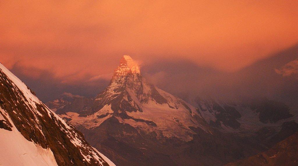 climb the Matterhorn with Alpine Guides