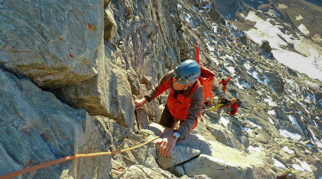 Matterhorn guided climbing holiday