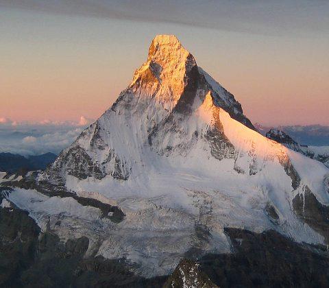 Climb the Matterhorn