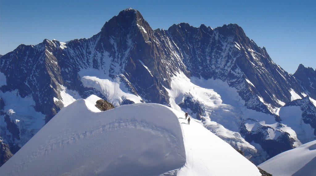 bernese oberland 4000m climbing holiday