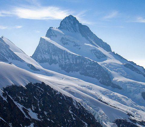 Oberland 4000m Peaks
