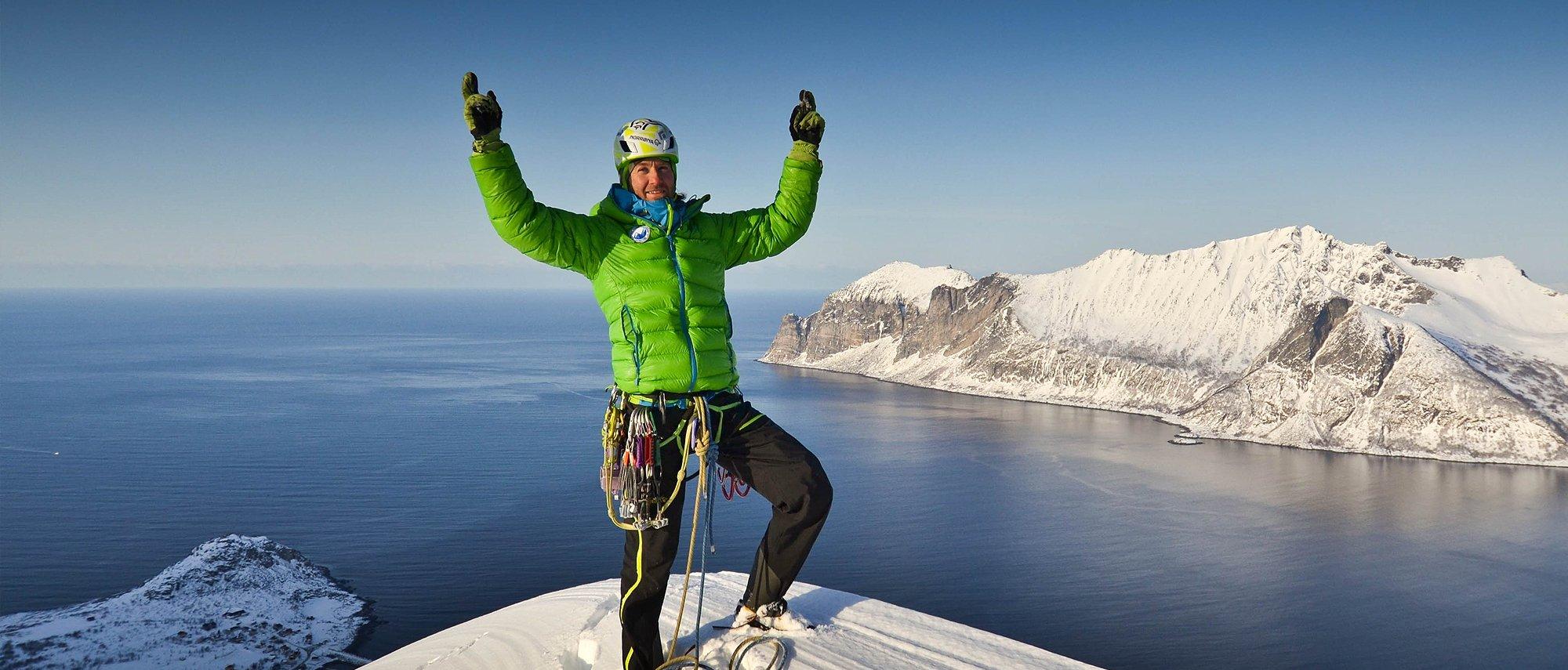 Ski Touring Senja Island
