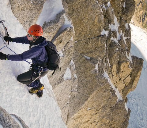 Technical Alpine Climbing Course