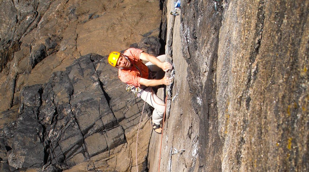 Uk rock climbing guide