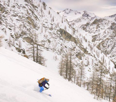 Val Maira Ski Touring