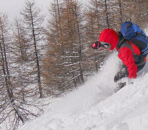 Vallee de la Claree Ski Touring