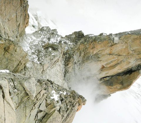 Chamonix Alpine Rock