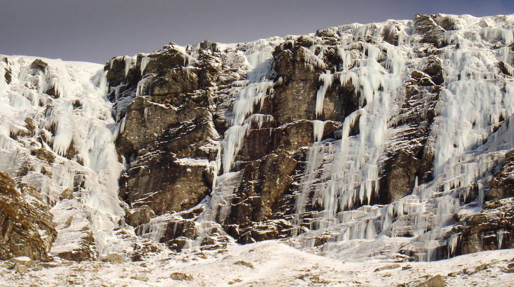 scottish ice climbing course