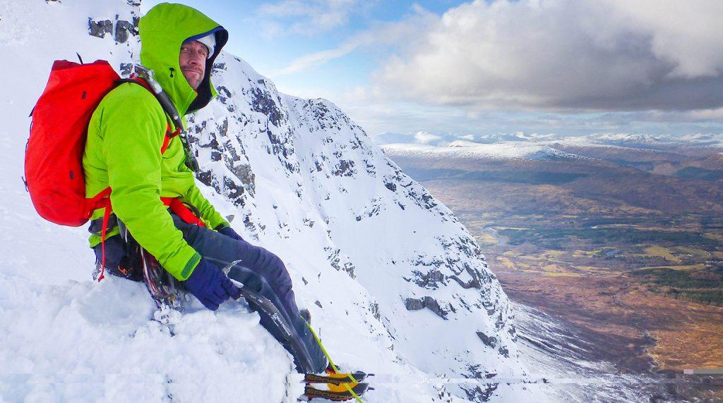 scottish winter mountaineering guide