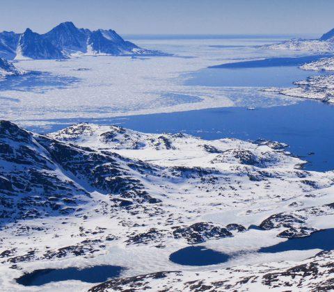 Greenland Ski Touring