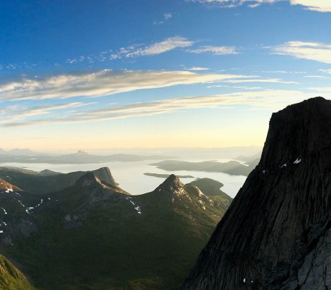 Stetind and Lofoten Rock