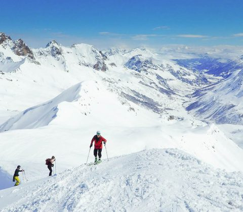 La Grave Intro Hut to Hut Ski Tour