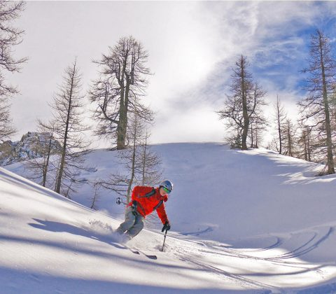 Family Ski Touring Course