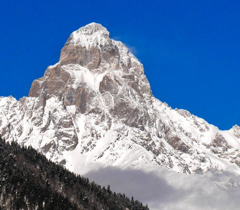Georgia Ushguli Ski Tour