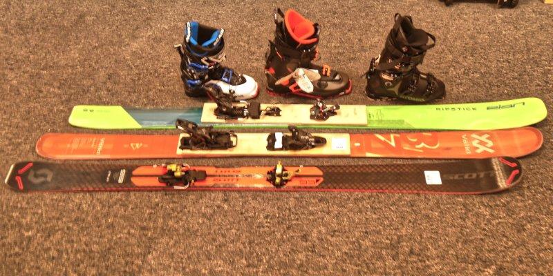 mens allrounder ski stups