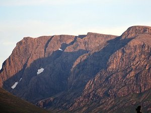 north faces of ben nevis