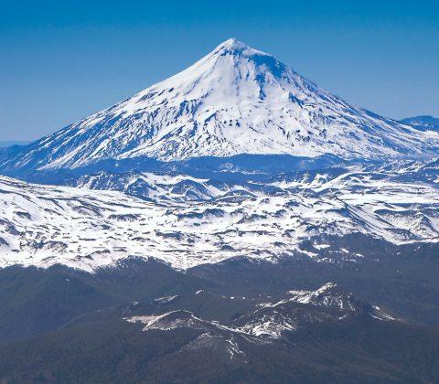 Chile Volcanoes Ski Tour