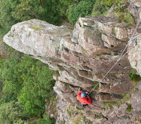Hire a Lake District Rock Climbing Guide