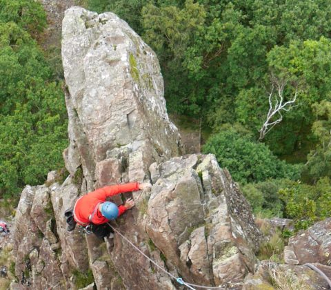 Lake District Rock Climbing Holiday – Level 2