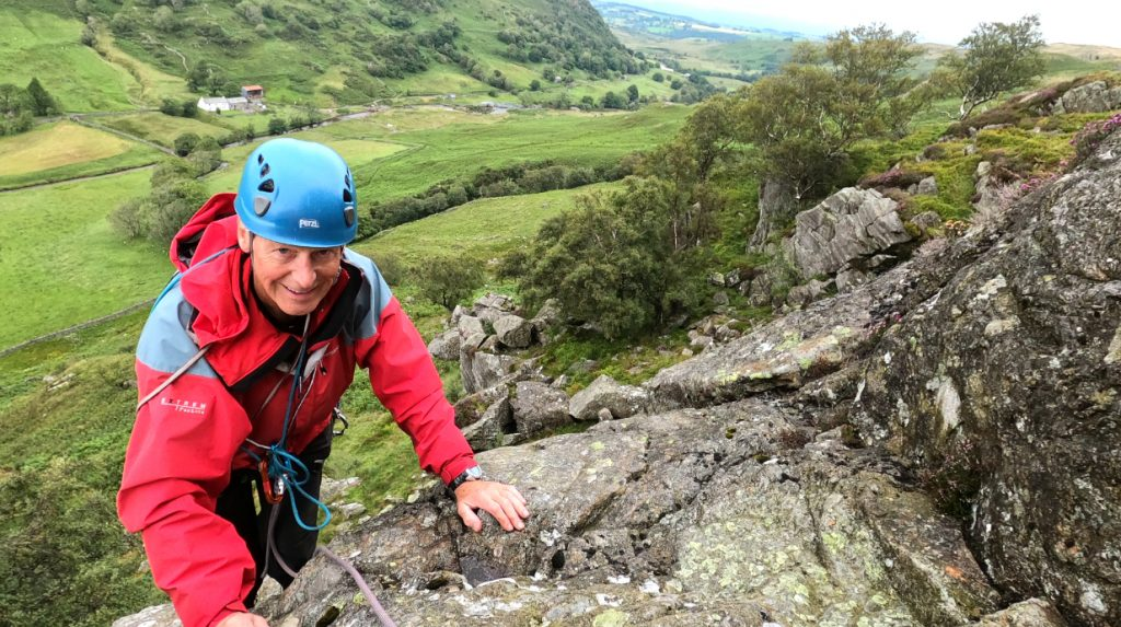 Lake District classic rock climbing holiday