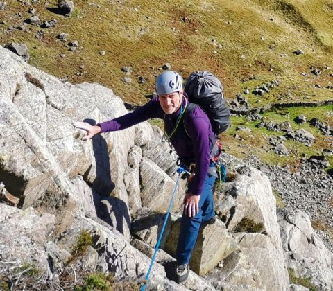 Lake District Scrambling Course – Level 1