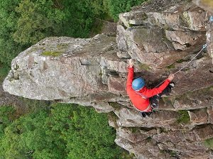 lake district rock climbing guide