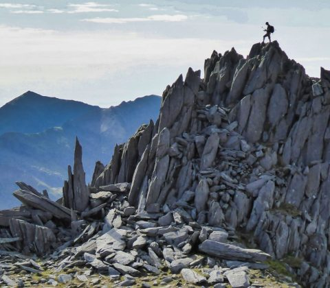 North Wales Scrambling Course – Level 1