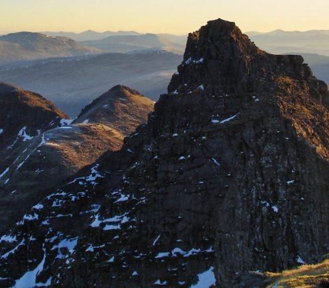 NW Scotland Scrambling Holiday – Level 1