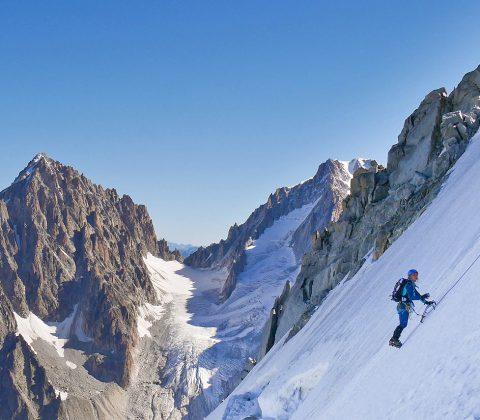 Alpine Mountaineering Holidays