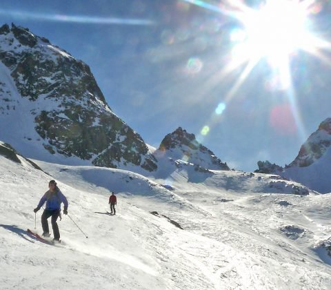 Backcountry Skiing Courses