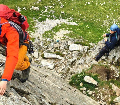 Uk Alpine Training Weekend – Level 1