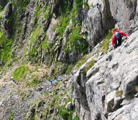 Lake District Rock Climbing Week