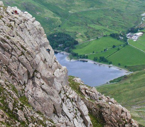 Multipitch Rock Climbing Course – Level 2