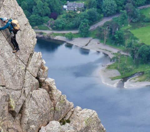 Indoor to Outdoor Climbing Course – Level 1