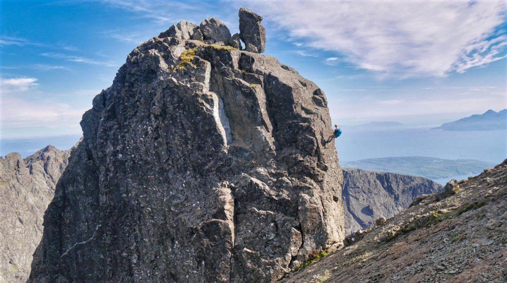 skye cuillin rock climbing guide